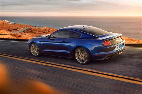 new mustang look 2018 ford mustang look refresh since ponycar