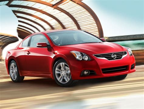 nissan altima coupe overview cargurus