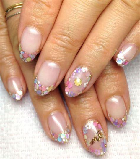 number 1 summer nails 15 fun bright summer gel nail art designs ideas