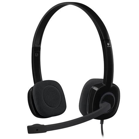 Logitech Headset H151 1 logitech stereo headset h151 micro casque logitech sur ldlc