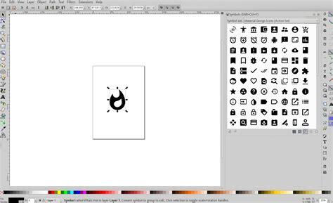 dot pattern inkscape inkscape open symbols 张同光 hello everyone csdn博客