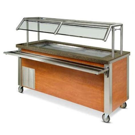 buffet cold food tables cold food counters wasserstrom