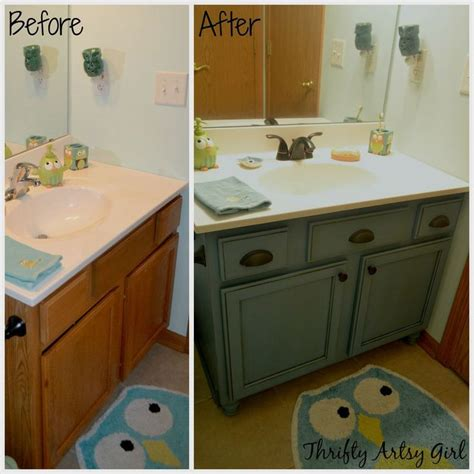 Chalk Paint Bathroom Vanity 25 Best Ideas About Teal Bathrooms On
