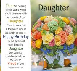 happy birthday my beautiful daughter quotes quotesgram