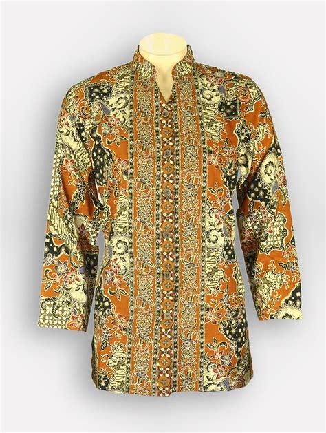 Baju Batik Elegan baju batik elegan wanita aryasena 9095 batik tanah abang
