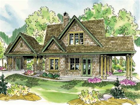 Vacation Cottage House Plans by Shingle Style House Plans New Shingle Style Homes