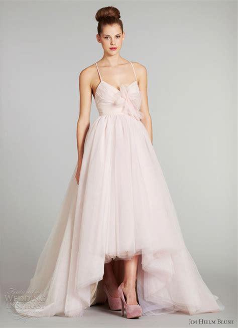 our ten blush wedding dresses