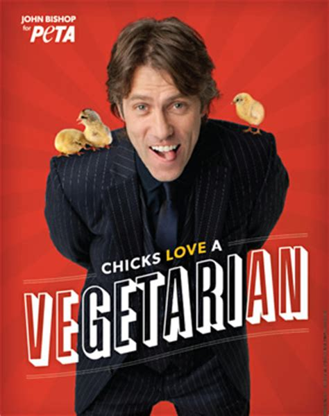 National Vegetarian Week 21st 27th May 2007 by Bishop Vegetarian Advert Comedy Guide