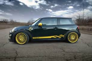 official mini cooper jcw f300 by manhart performance
