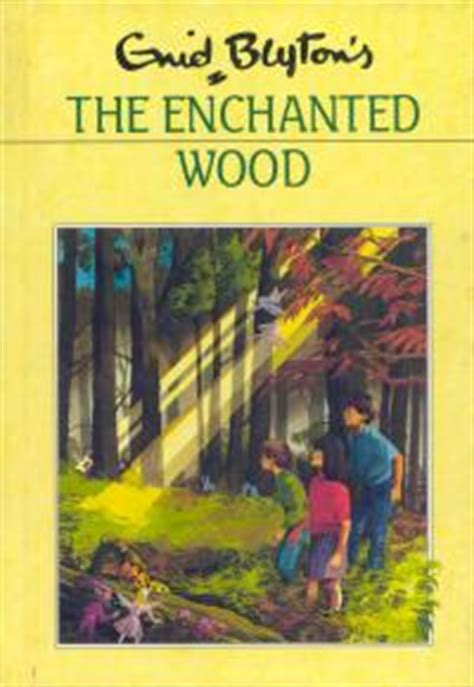 enchanted wood    enid blyton