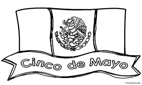 printable cinco de mayo coloring pages for kids cool2bkids