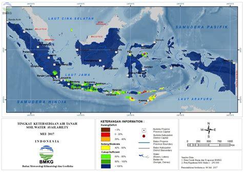 Air Di Indonesia ketersediaan air tanah di indonesia mei 2017 update juni