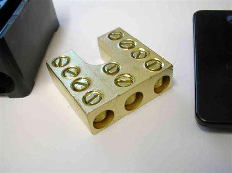 henley block isco type connector  click wa