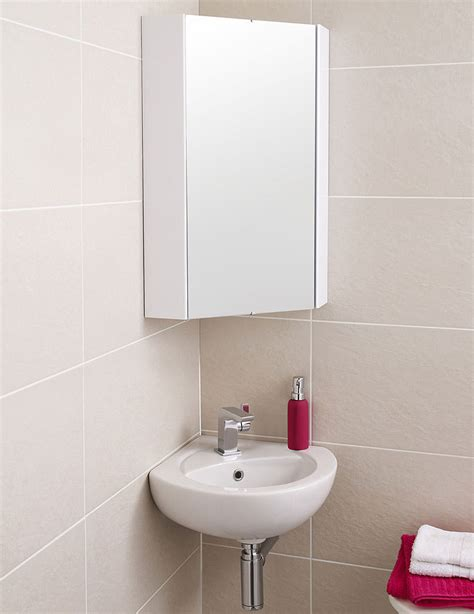 wall mounted corner bathroom cabinet lauren high gloss white wall mounted corner mirror cabinet