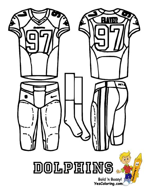 miami dolphins coloring pages coloring home