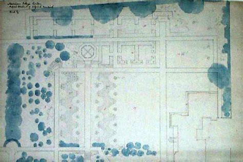 layout in jekyll history of the gardens newnham college