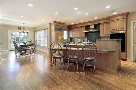 """43 """"New and Spacious"""" Light Wood Custom Kitchen Designs"""
