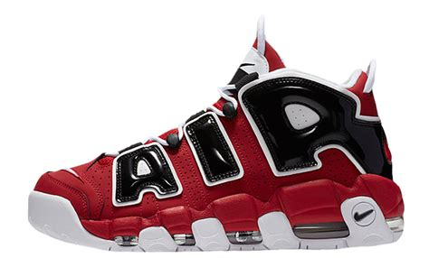 Harga Nike Air More Uptempo nike air more uptempo 96 black 921948 600 the sole