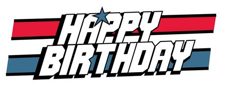 printable gi joe birthday cards knocking everywhere for mike