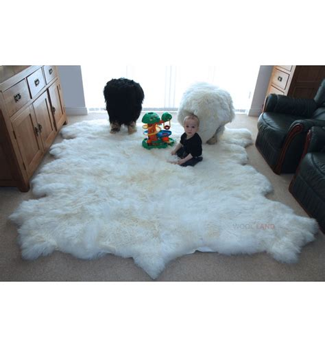 sheepskin rugs large sheepskin rug rugs ideas