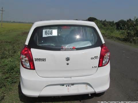 Maruti Suzuki Alto 800lxi All New Maruti Suzuki Alto 800 Lxi Ownership Review