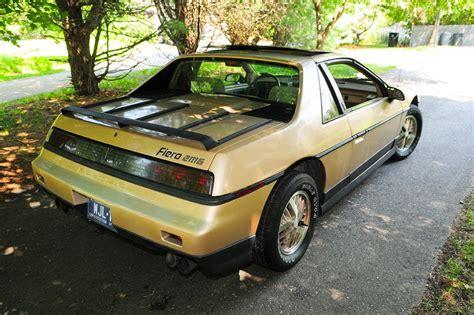 where to buy car manuals 1986 pontiac fiero regenerative braking 1986 pontiac fiero v6 for sale