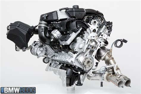 Bmw Engine by Meet The New S55 Engine
