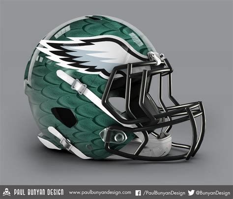 concept design nfl helmets unofficial nfl helmet concepts by paul bunyan design