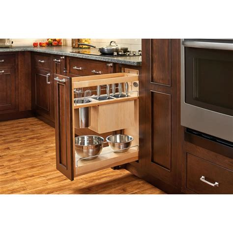 cabinet organizers pull out rev a shelf 25 5 in h x 8 in w x 21 56 in d pull out