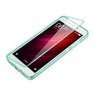 Kp199 Flip Mirror Autolock Xiaomi Redmi Note 4 Kode Tyr255 2 transparent flip cover for xiaomi redmi note 4 acrylic tpu