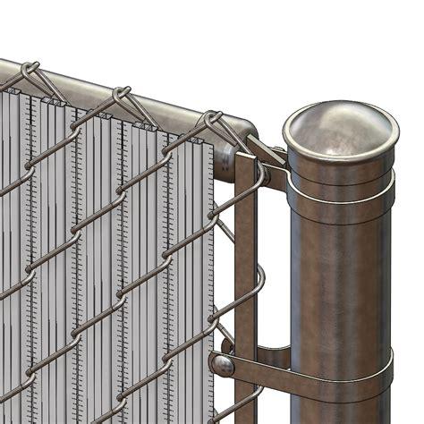 pexco fence slats pds ws chain link fence slats winged slat 6 foot gray