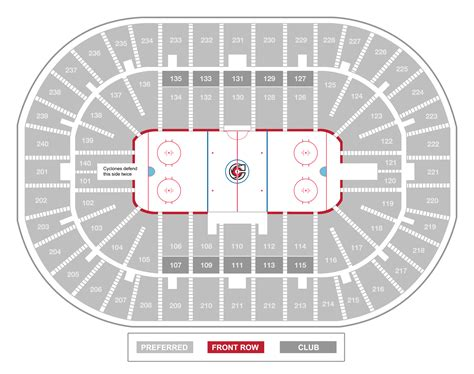 seat contact number us bank arena seating chart with rows and seat numbers