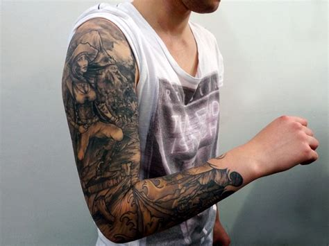 pirate tattoo sleeve 75 amazing masterful pirate tattoos designs meanings