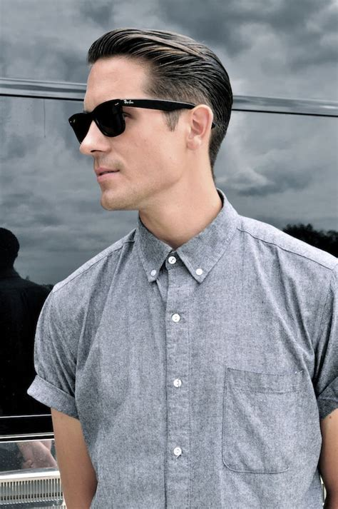what hairstyle does g eazy have clothing style g eazy knows style men s fashion