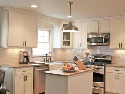 white cottage kitchen photo page hgtv