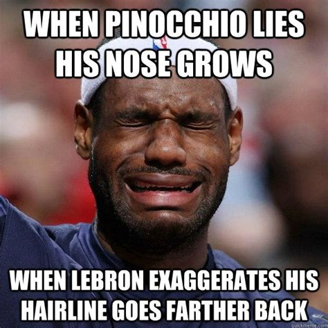 Lebron James Hairline Meme - 25 best ideas about lebron hairline on pinterest