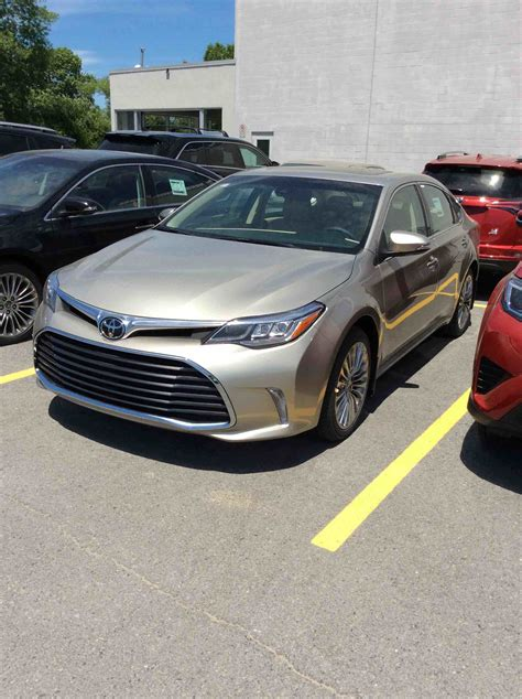 Toyota Of Kingston New 2016 Toyota Avalon Limited For Sale In Kingston
