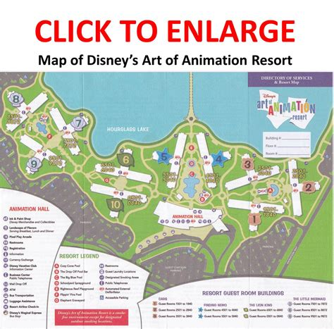 art of animation resort floor plans review the family suites at disney s art of animation resort