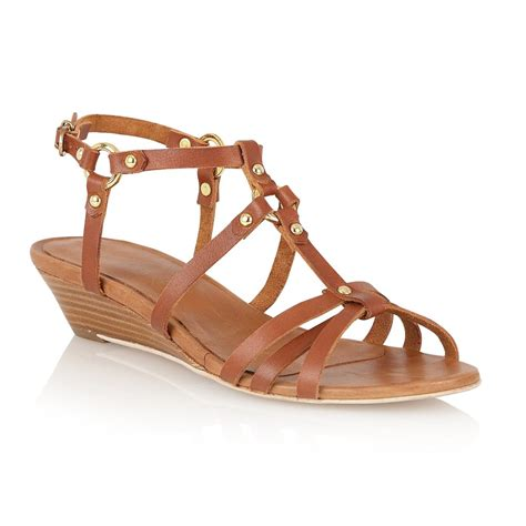 wedges sandal buy ravel dahlia low wedge sandals leather