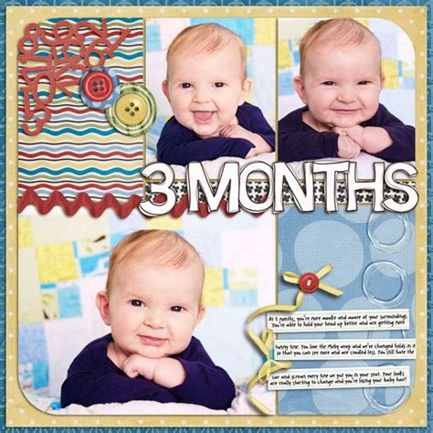 the 10 most creative ways to document your baby s first year