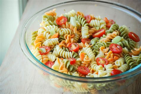 pasta salat classic pasta salad macaroni and cheesecake