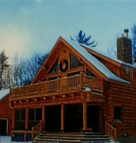 Log Cabin Homes New York by Upstate New York Log Cabin Something Something New