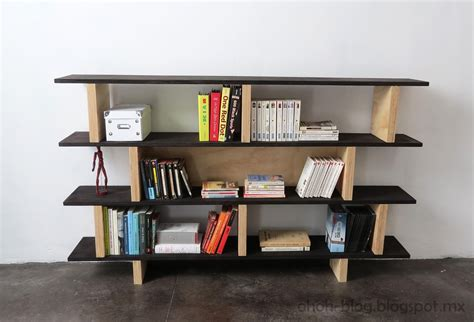 Easy Bookshelves Diy Bookcase Librero Ohoh