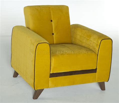 Yellow Sofa Bed by Fabio Lilyum Yellow Sofa Bed In Fabric By Sunset W Options