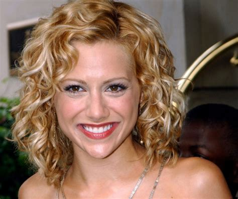 Blonde medium length hairstyles for curly hair