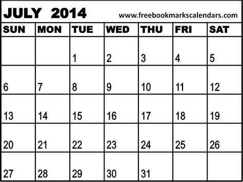 best photos of free printable 2014 monthly calendar template may