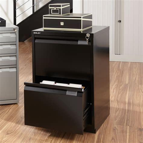 Bisley Premium 2 Drawer File Cabinet