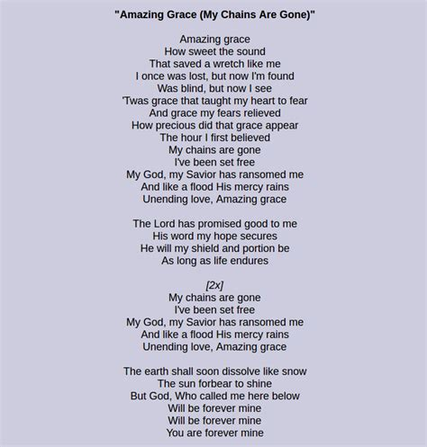 amazing grace lyrics il divo amazing grace hymn