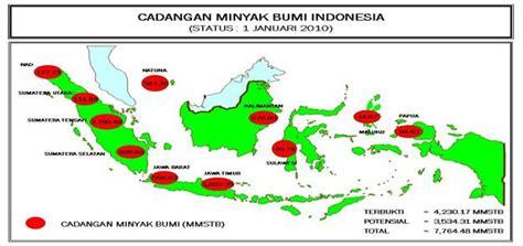 cadangan minyak bumi di indonesia helmidadang s