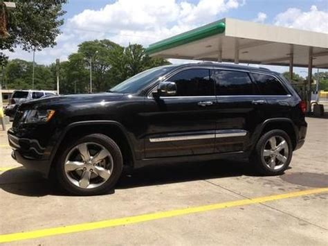 Used 2012 Jeep Grand Overland Purchase Used 2012 Jeep Grand Overland Sport